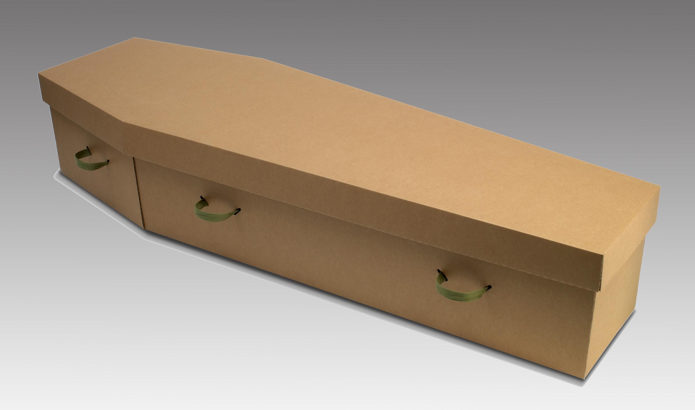 Cardboard - Brown